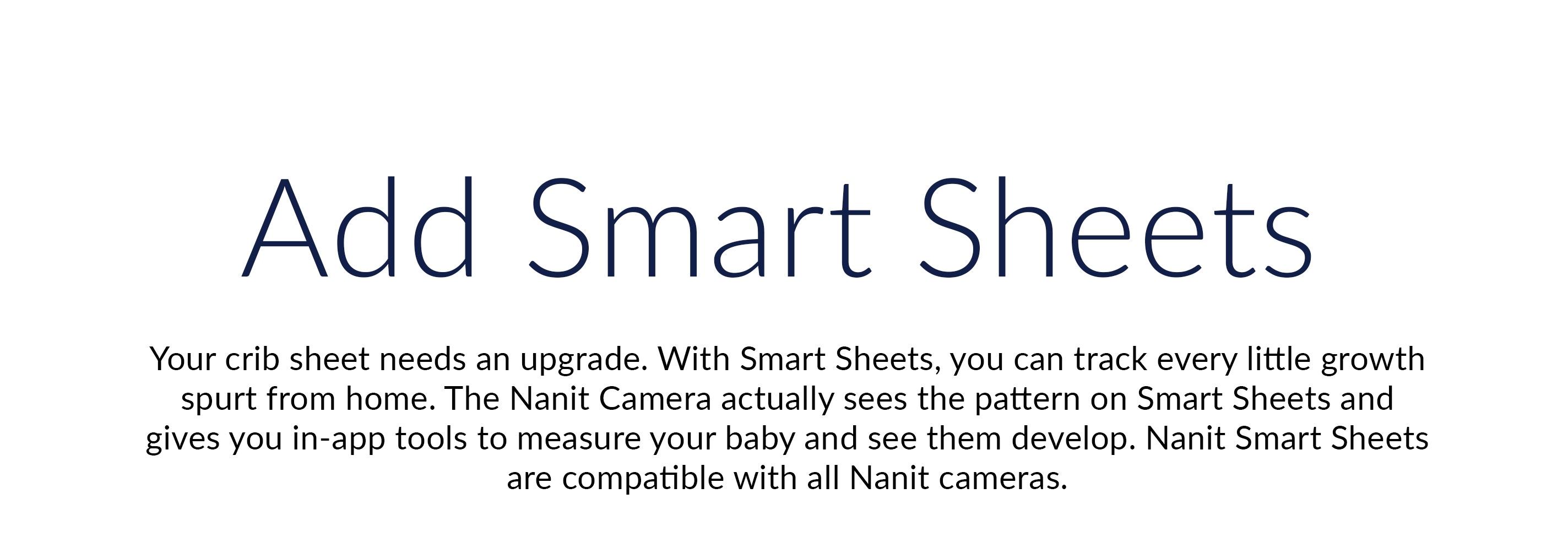 Add Smart Sheets